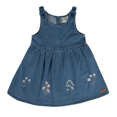 Baby Girls Sarah Denim Dress