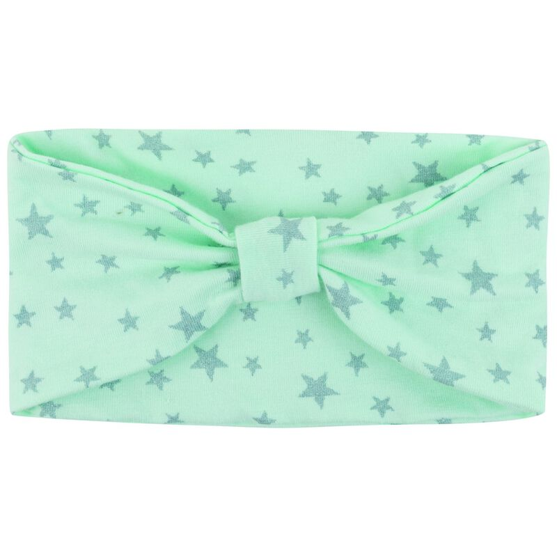 Baby Girls Hannah Headband -  aqua