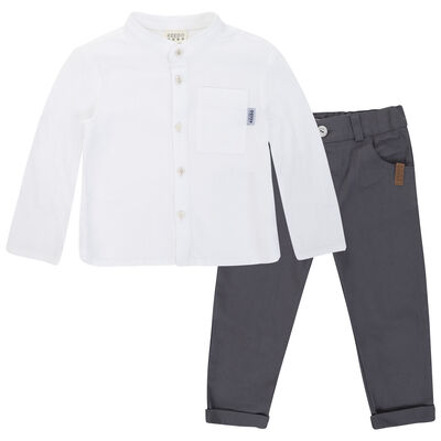 Baby Boys Benjamin Smart Set