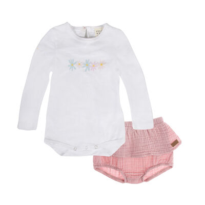 Baby Girls Nadine Bloomer Set