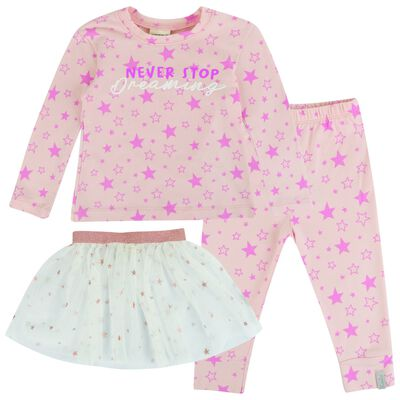 Girls Holly Sleep Set