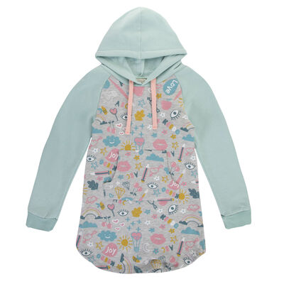 Girls Jenny Hoodie Dress