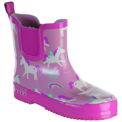 Girls Lilly Rain Boots