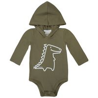 Baby Boys Hugo Croc Set  -  sage