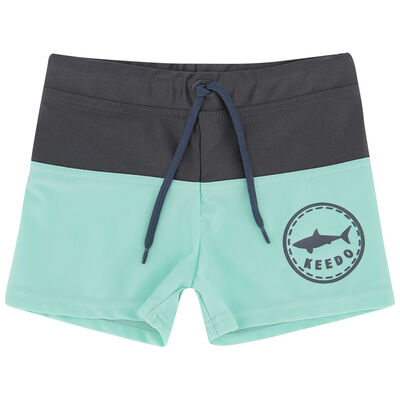 Boys Shark Trunks
