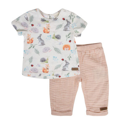 Baby Girls Leigh Set