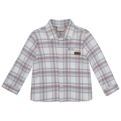 Baby Boys Hudson Check Shirt