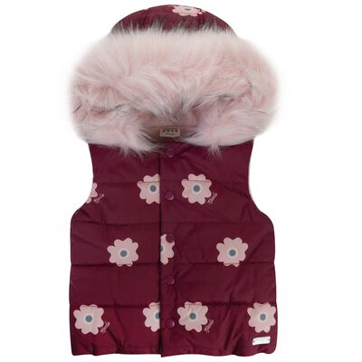 Girls Lexie Puffer Jacket