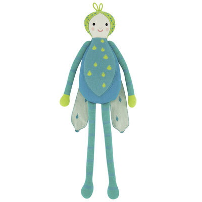 Blue Winged Doll