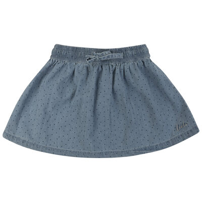 Girls Xia Denim Skirt