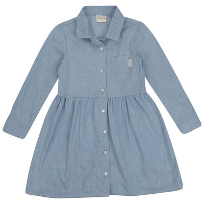 Girls Madeline Shirt Dress