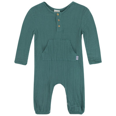 Baby Boys Ray Muslin Grow
