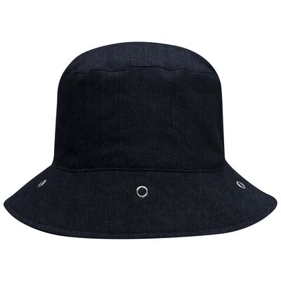 Kids Protective Denim Bucket Hat