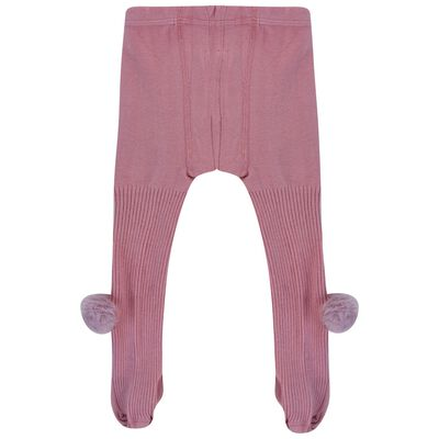 Baby Girls Carlie Knitted Tights
