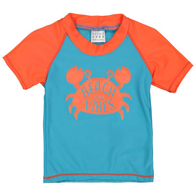 Baby Boys Crab Sun Top