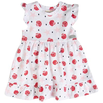 Baby Girls Pansy Flare Dress