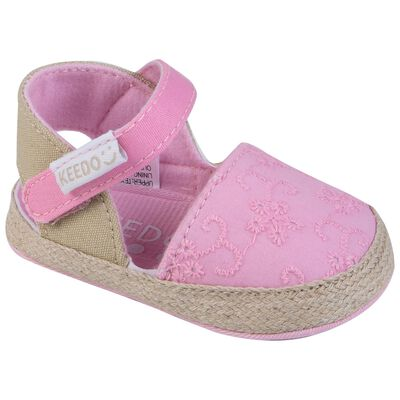 Baby Girls Maisie Anglaise Espadrille