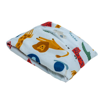 Boys Keedmask Safari Tubular Scarf
