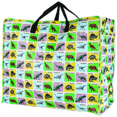 Prehistoric Land Jumbo Shopper