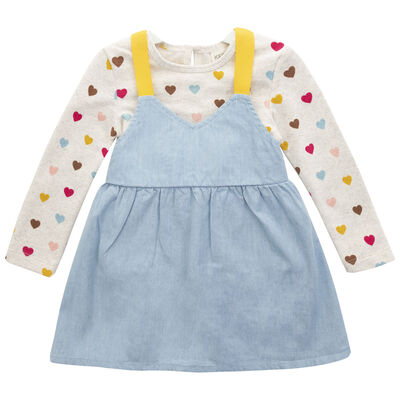 Baby Girls Jodie Dress Set