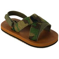 Baby Boys Tommy Sandal -  charcoal