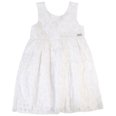 Girls Posie Lace Dress