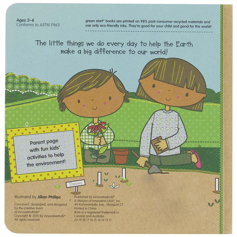 Little Helpers Book -  nocolour