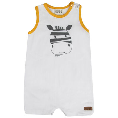 Baby Boys Kyle Sleeveless Grow