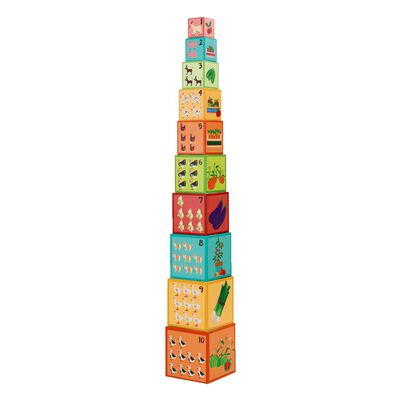 Farm Stacking Towers