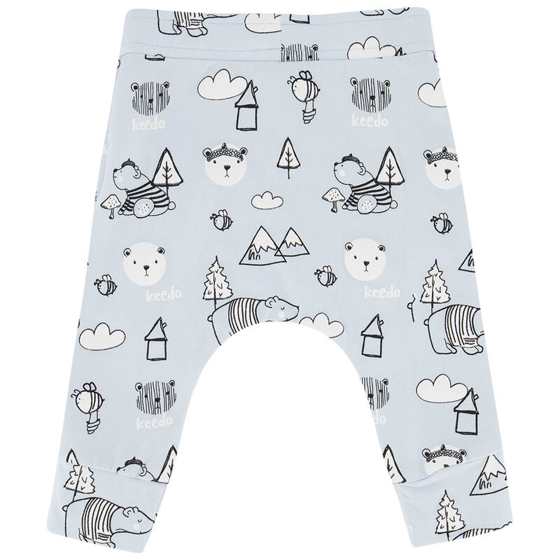 Baby Boys Kacey Set -  lightblue