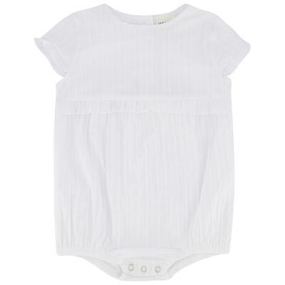 Baby Girls Lauren Romper
