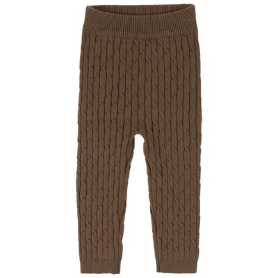 Baby Boys Andy Knitted Leggings