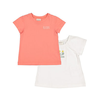 Baby Girls Local 2-Pack Tees