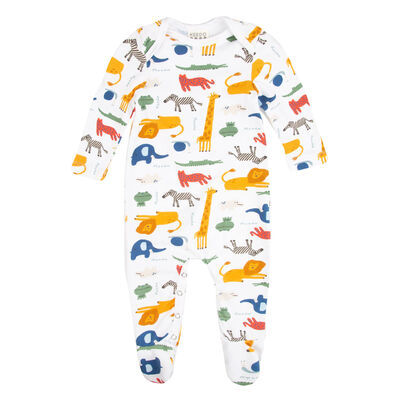 Baby Boys Safari Starter Kit