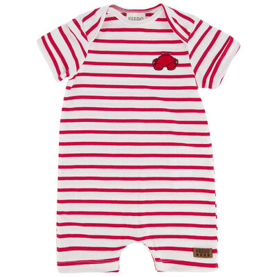 Baby Boys Seb Stripe Grow