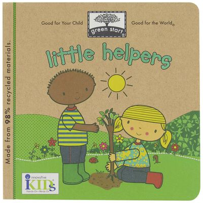 Little Helpers Book
