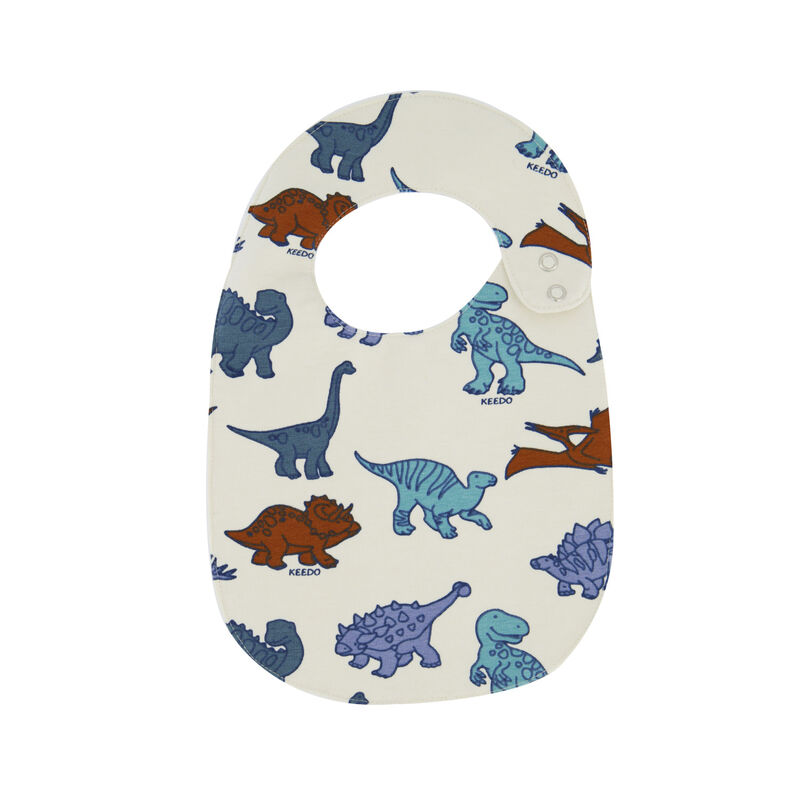 Dino Friends Bib