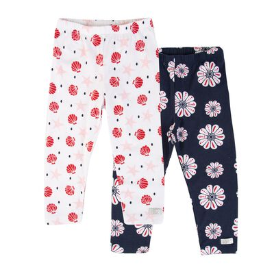 Girls Azalea 2-Pack Leggings