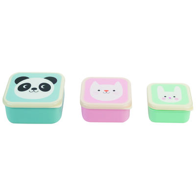 Miko & Friends Snack Boxes