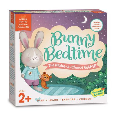 Bunny Bedtime: The Make-a-choice Game