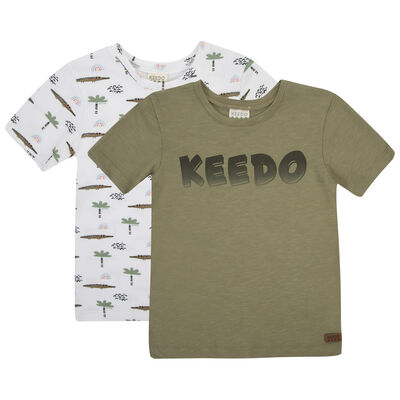 Baby Boys Damien 2-Pack Tees