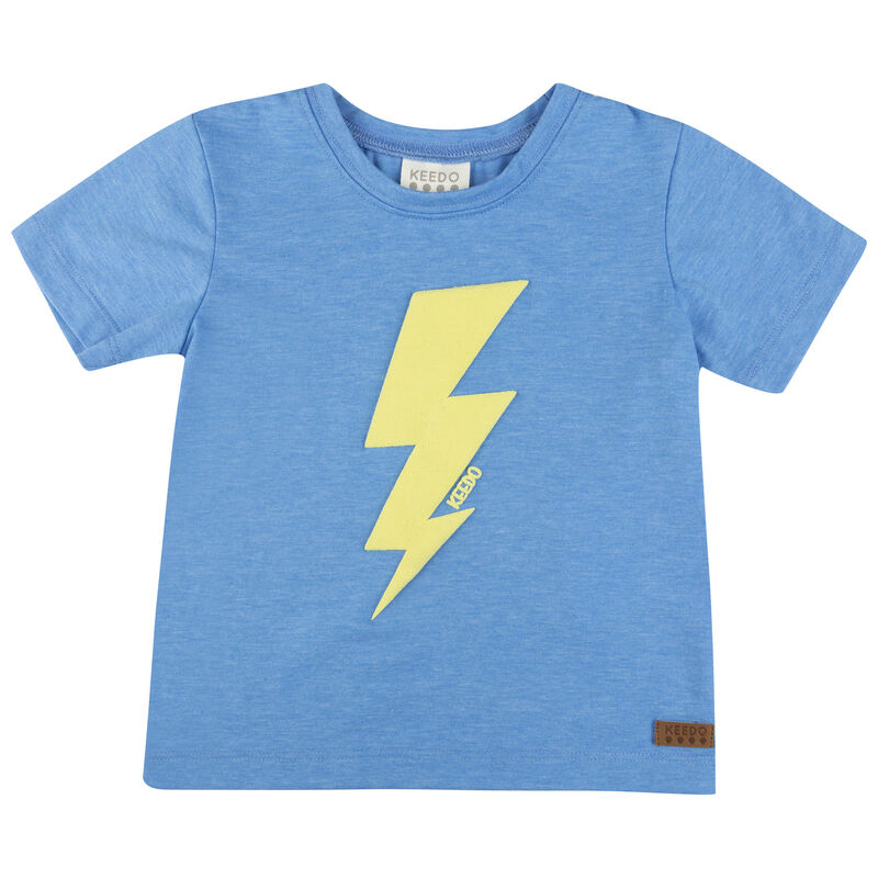 Baby Boys Vista 2 Pack T-Shirt -  periwinkle