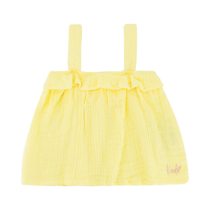 Baby Girls Myra Set  -  lemon