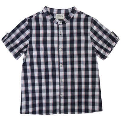 Baby Boys Cade Check Shirt