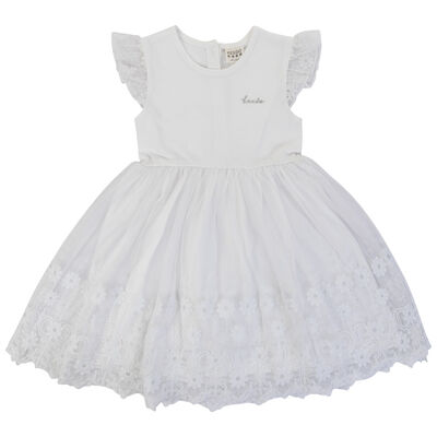 Girls Hailey Lace Dress