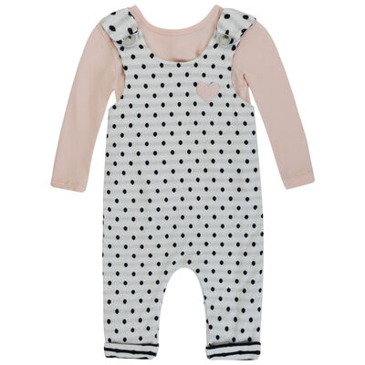 Baby Girls Caitlyn Dungi Set