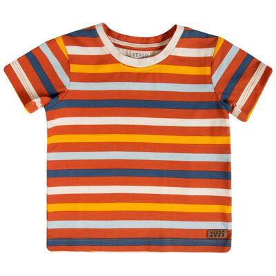 Baby Boys Simon Stripe Tee