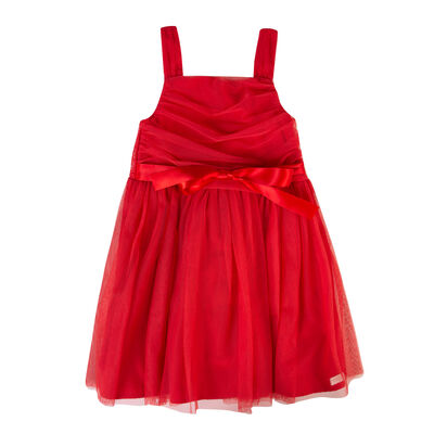 Girls Carol Dress