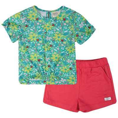 Girls Nayva Shorts Set