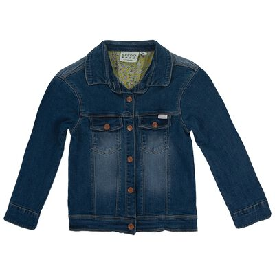 Girls Amber Denim Jacket